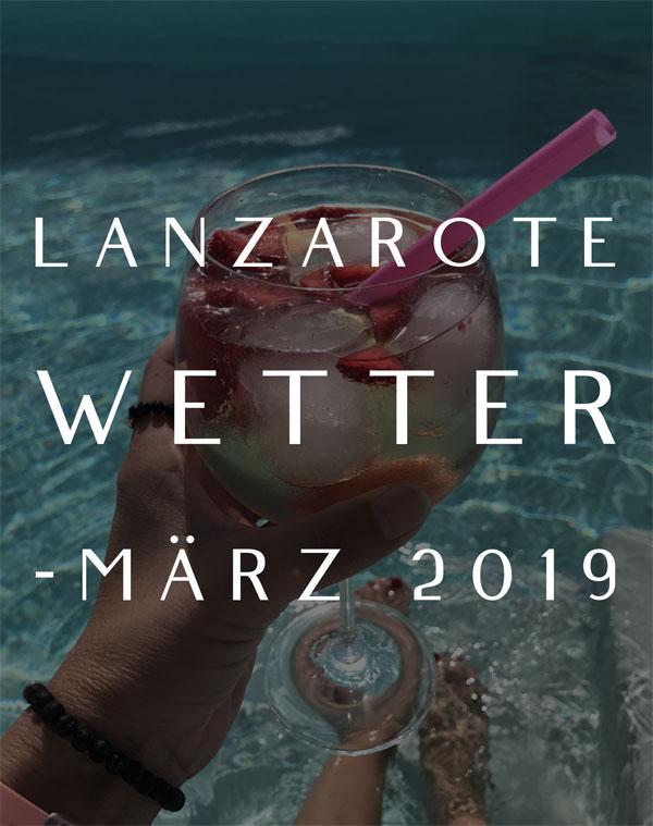 Lanzarote Wetter